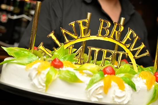 День Рождения Line Brew